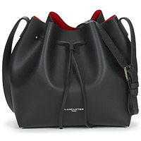 Bags Women Shoulder bags LANCASTER PUR ET ELEMENT CITY Black