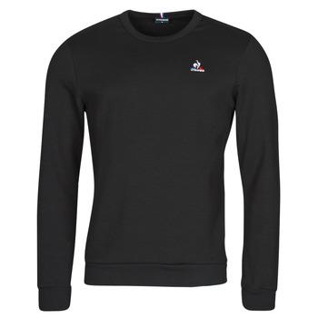 material Men sweaters Le Coq Sportif ESS CREW SWEAT N 3 M Black