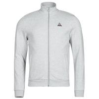 material Men Jackets Le Coq Sportif ESS FZ SWEAT N 3 M Grey / Mottled