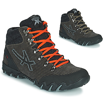 Shoes Women Hiking shoes Allrounder by Mephisto NOOMIE TEX Grey