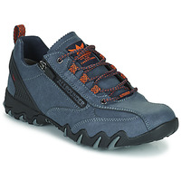 Shoes Women Low top trainers Allrounder by Mephisto NAILA TEX Blue