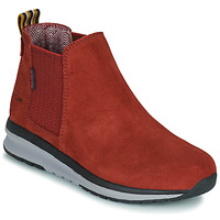 Shoes Women Mid boots Allrounder by Mephisto KALOTTA Red