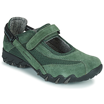 Shoes Women Sports sandals Allrounder by Mephisto NIRO Green