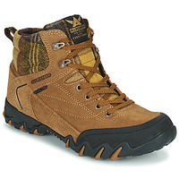 Shoes Women Hiking shoes Allrounder by Mephisto NIGATA TEX Brown