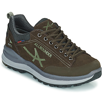 Shoes Women Low top trainers Allrounder by Mephisto SILVETTRA TEX Kaki