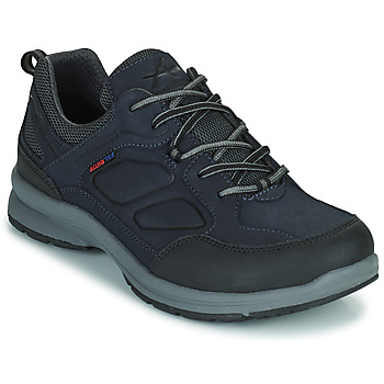 Shoes Men Low top trainers Allrounder by Mephisto CALETTO TEX Marine