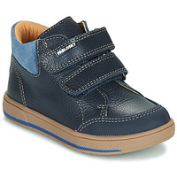 Shoes Boy Mid boots Pablosky 503723 Blue