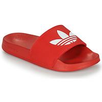 Shoes Sliders adidas Originals ADILETTE LITE Red