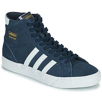 Shoes High top trainers adidas Originals BASKET PROFI Marine