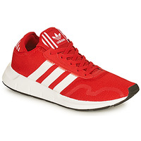 Shoes Men Low top trainers adidas Originals SWIFT RUN X Red / White