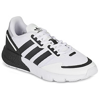 Shoes Low top trainers adidas Originals ZX 1K BOOST White / Black
