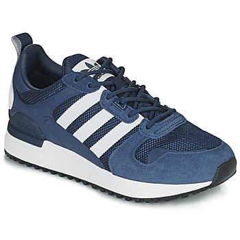 Shoes Low top trainers adidas Originals ZX 700 HD Blue / White