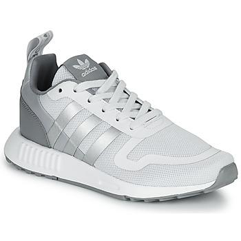 Shoes Boy Low top trainers adidas Originals MULTIX J Grey