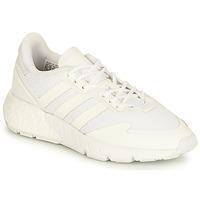 Shoes Children Low top trainers adidas Originals ZX 1K BOOST J White