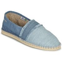 Shoes Espadrilles Havaianas ESPADRILLE FUR Blue