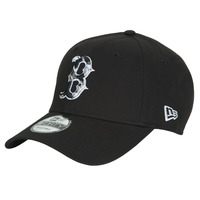 Accessorie Caps New-Era CAMO INFILL 9FORTY BOSTON RED SOX Black
