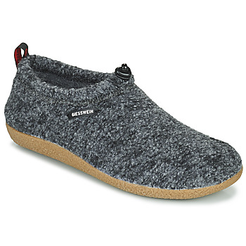 Shoes Men Slippers Giesswein VENT Grey