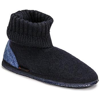 Shoes Slippers Giesswein KRAMSACH Marine