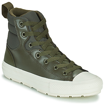 Shoes Women High top trainers Converse CHUCK TAYLOR ALL STAR BERKSHIRE BOOT COLD FUSION HI Kaki