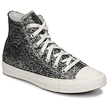 Shoes Women High top trainers Converse CHUCK TAYLOR ALL STAR GOLDEN REPAIR HI Black