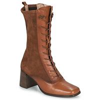 Shoes Women Boots Hispanitas CHIARA Brown