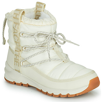 Shoes Women Snow boots The North Face W THERMOBALL LACE UP Ecru