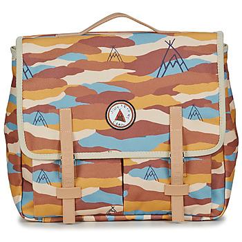 Bags Children Satchels Jojo Factory CARTABLE LARGE LAND Multicolour