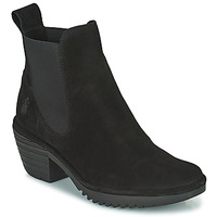 Shoes Women Ankle boots Fly London WASP Black