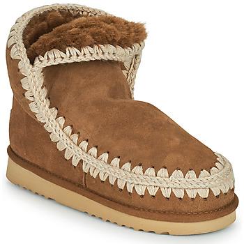 Shoes Women Mid boots Mou ESKIMO 18 Brown