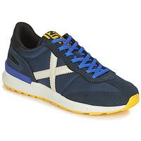 Shoes Men Low top trainers Munich DYNAMO Blue / White