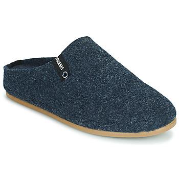 Shoes Men Slippers Verbenas LARS FIELTRO PET Marine