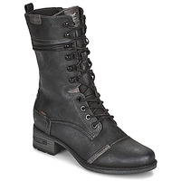 Shoes Women Boots Mustang KASHINA Anthracite