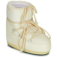 Shoes Women Snow boots Moon Boot MOON BOOT ICON LOW 2 Cream