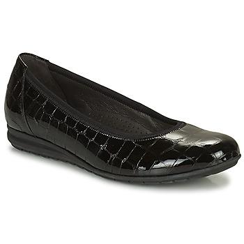 Shoes Women Ballerinas Gabor 7262087 Black