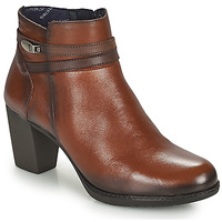 Shoes Women Ankle boots Dorking EVELYN Brown
