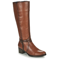 Shoes Women Boots Dorking ALEGRIA Brown