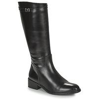 Shoes Women Boots Dorking MARA Black