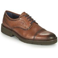 Shoes Men Derby shoes Fluchos CAVALIER Brown