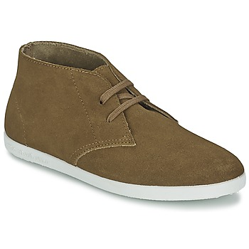 Shoes Women High top trainers Yurban PERTU Camel