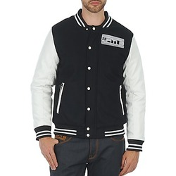 material Men Blouses Wati B OUTERWEAR JACKET Black / White