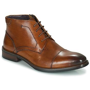 Shoes Men Mid boots Kdopa MARLEY Camel