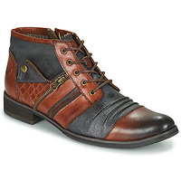 Shoes Men Mid boots Kdopa BALTIC 2 Brown