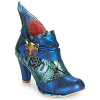 Shoes Women Ankle boots Irregular Choice MIAOW Blue