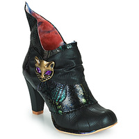 Shoes Women Ankle boots Irregular Choice MIAOW Black / Green