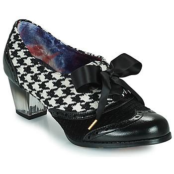 Shoes Women Court shoes Irregular Choice CORPORATE BEAUTY Black / White