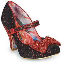 Shoes Women Court shoes Irregular Choice FANCY THAT Black / Red