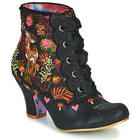 Shoes Women Ankle boots Irregular Choice FOREST FROLICS Black
