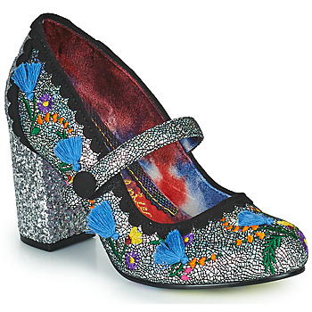 Shoes Women Court shoes Irregular Choice THISTLE DARLING Silver