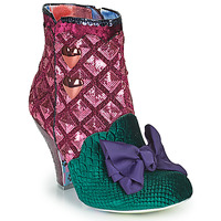 Shoes Women Ankle boots Irregular Choice DAINTY DARLING Pink / Green