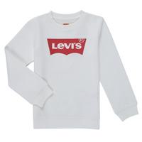 material Boy sweaters Levi's BATWING CREWNECK SWEATSHIRT White